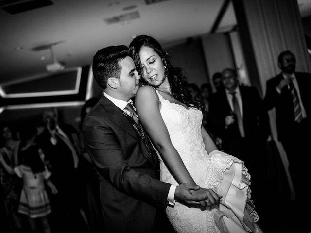 La boda de Raúl y Vanesa en Algete, Madrid 53