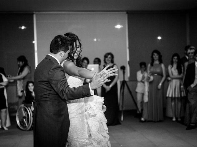La boda de Raúl y Vanesa en Algete, Madrid 55