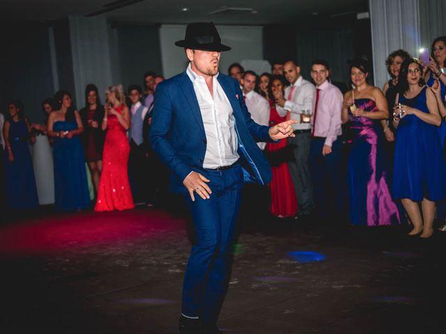 La boda de Raúl y Vanesa en Algete, Madrid 58