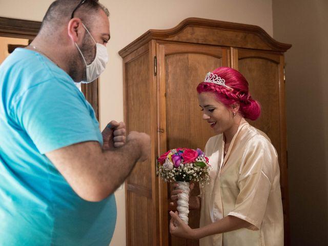 La boda de Oliver y Laura en La Orotava, Santa Cruz de Tenerife 5