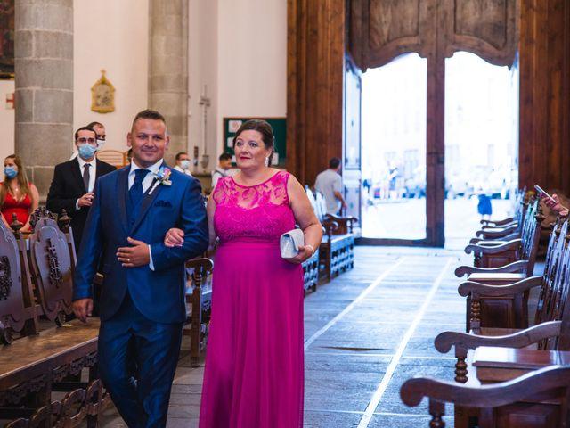 La boda de Oliver y Laura en La Orotava, Santa Cruz de Tenerife 14