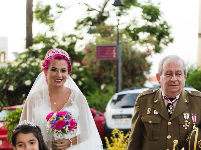 La boda de Oliver y Laura en La Orotava, Santa Cruz de Tenerife 16