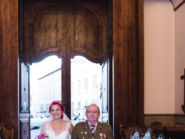 La boda de Oliver y Laura en La Orotava, Santa Cruz de Tenerife 17