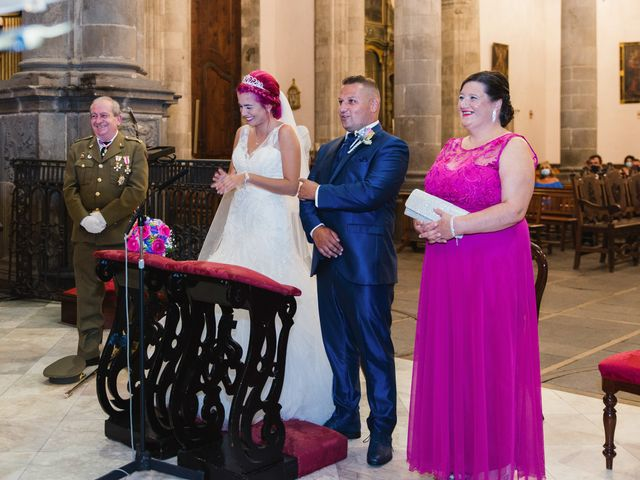 La boda de Oliver y Laura en La Orotava, Santa Cruz de Tenerife 18