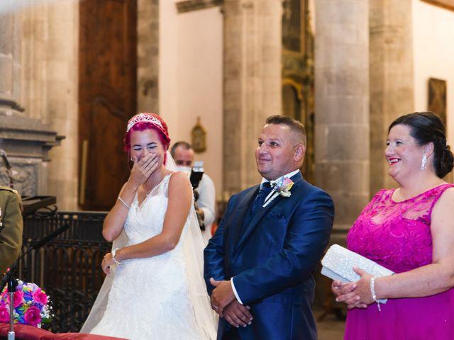 La boda de Oliver y Laura en La Orotava, Santa Cruz de Tenerife 19