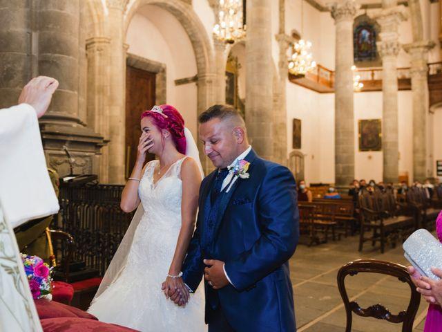 La boda de Oliver y Laura en La Orotava, Santa Cruz de Tenerife 20