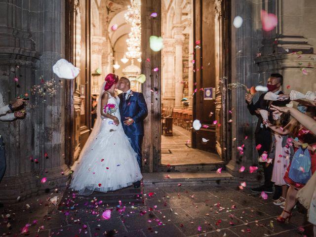 La boda de Oliver y Laura en La Orotava, Santa Cruz de Tenerife 22