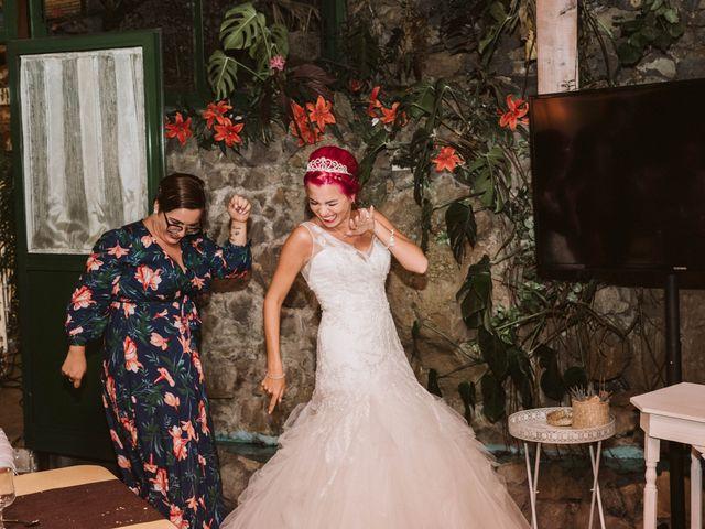 La boda de Oliver y Laura en La Orotava, Santa Cruz de Tenerife 28