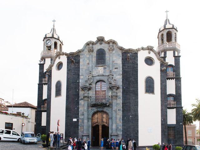 La boda de Oliver y Laura en La Orotava, Santa Cruz de Tenerife 38