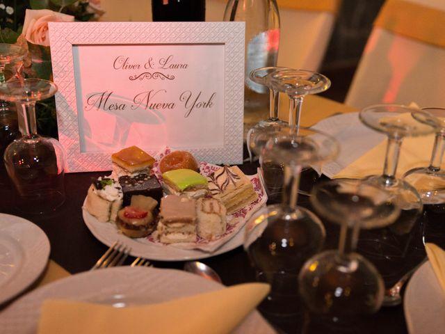 La boda de Oliver y Laura en La Orotava, Santa Cruz de Tenerife 41