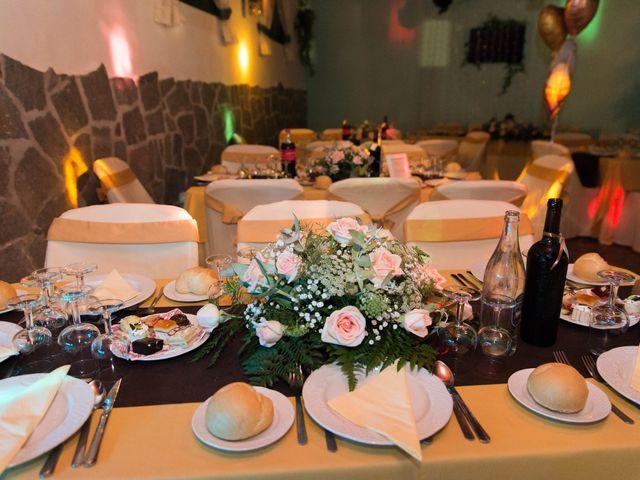 La boda de Oliver y Laura en La Orotava, Santa Cruz de Tenerife 43