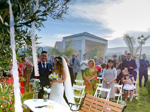La boda de Albert y Sara en Alcalà De Xivert, Castellón 5