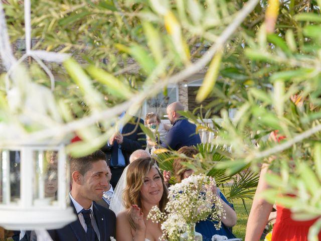 La boda de Albert y Sara en Alcalà De Xivert, Castellón 6