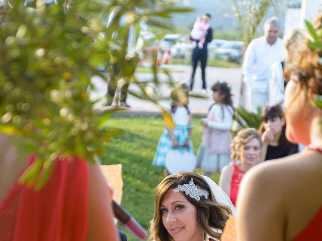 La boda de Albert y Sara en Alcalà De Xivert, Castellón 7