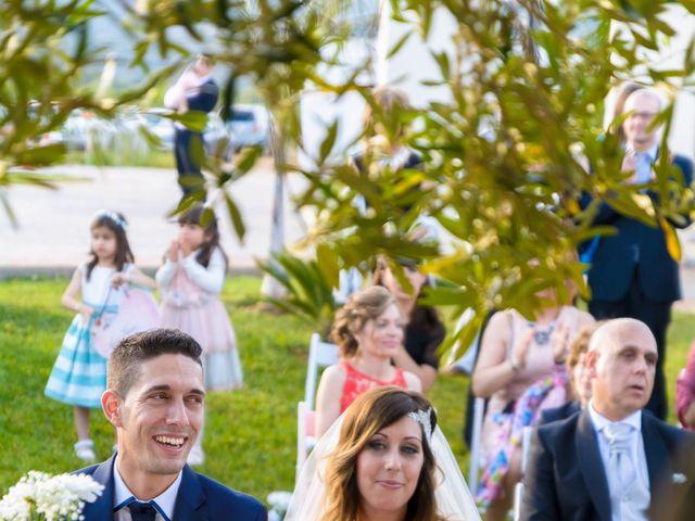 La boda de Albert y Sara en Alcalà De Xivert, Castellón 10