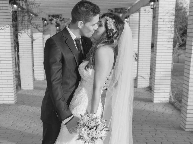 La boda de Albert y Sara en Alcalà De Xivert, Castellón 13