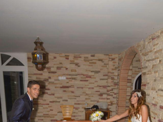 La boda de Albert y Sara en Alcalà De Xivert, Castellón 18