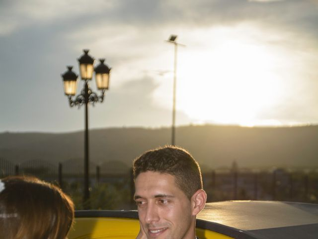 La boda de Albert y Sara en Alcalà De Xivert, Castellón 24