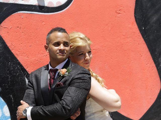 La boda de Marta  y Jochi