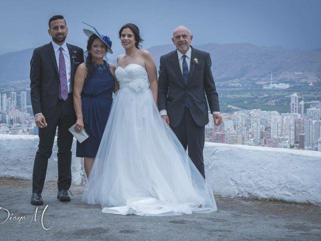 La boda de Emilio y Drucilla en Benidorm, Alicante 1