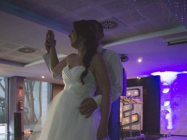 La boda de Emilio y Drucilla en Benidorm, Alicante 6