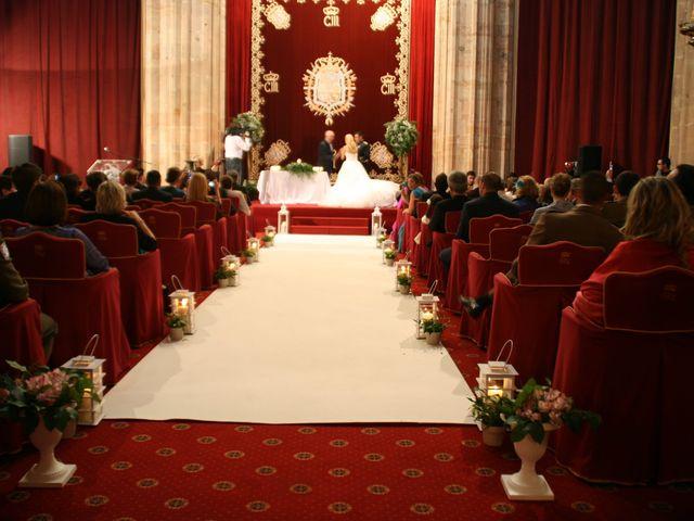 La boda de Sergio y Luz en Oviedo, Asturias 1