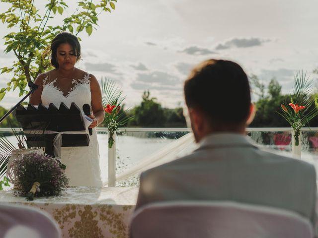 La boda de David y Jamila en Arganda Del Rey, Madrid 11