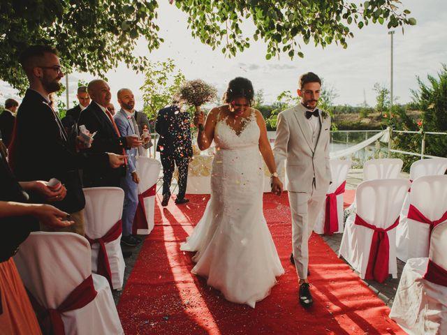 La boda de David y Jamila en Arganda Del Rey, Madrid 13