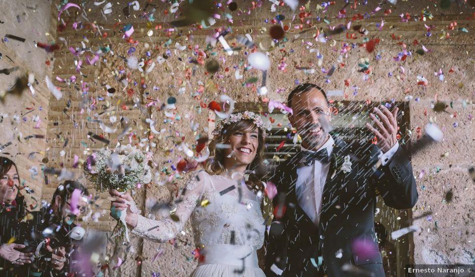 La boda de Iván y Cristina en Almagro, Ciudad Real