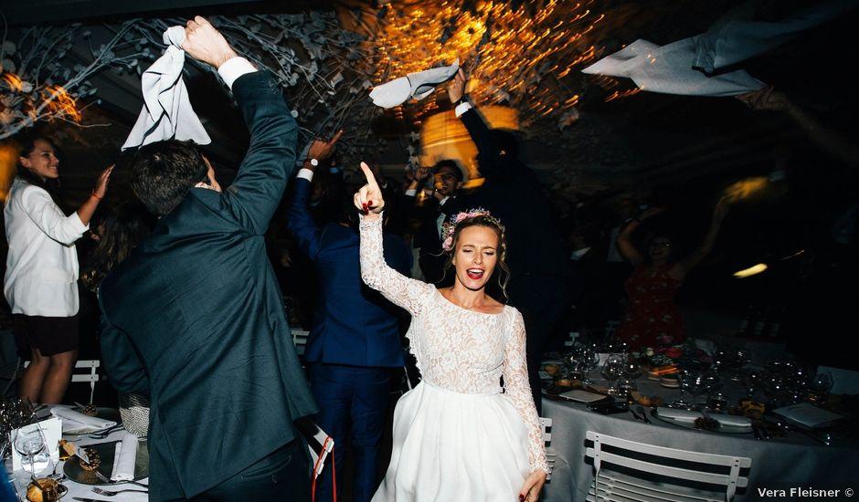 La boda de Guillaume y Anne-Sophie en Pontos, Girona