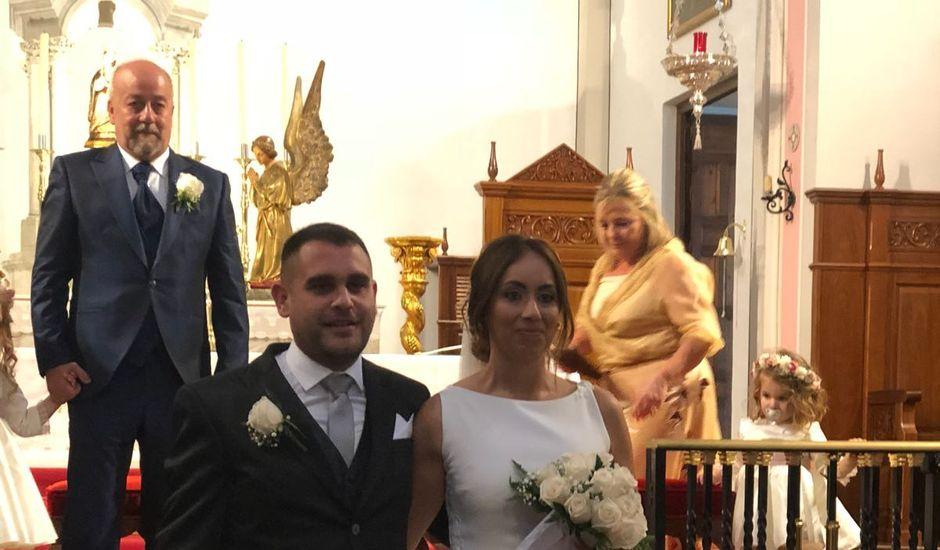 La boda de Alvaro y Sarai  en Málaga, Málaga