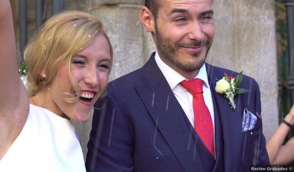 La boda de Álex y Katia en Madrid, Madrid