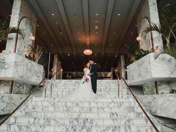 La boda de Vane y Toni