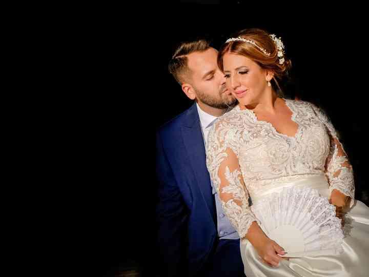La boda de Rocio y Javier