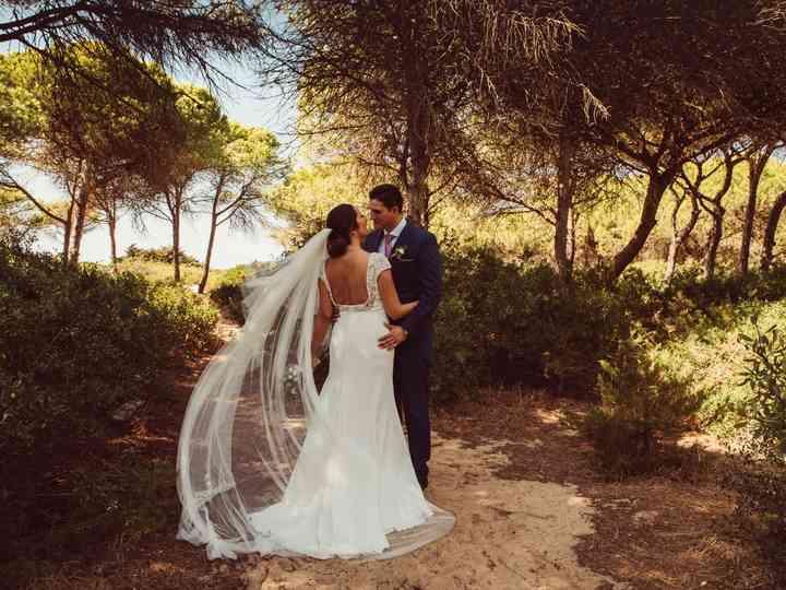 La boda de Laura y Isacc