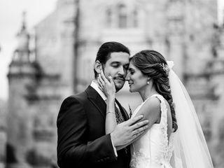 La boda de Martín y Maribel