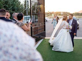 La boda de Rocio y Javier 1