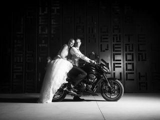 La boda de María y Oscar