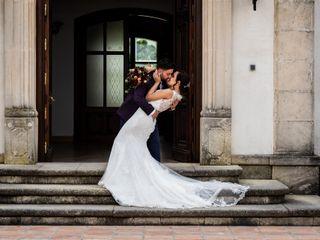 La boda de Sylvie y Gabriel