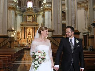 La boda de Nuria y Juan