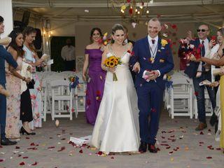 La boda de Tamara y Kamil