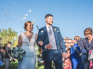 La boda de Sophia y Miguel