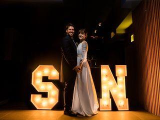La boda de Susana y Nacho