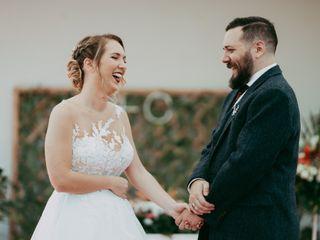 La boda de Jonatan y Cristina