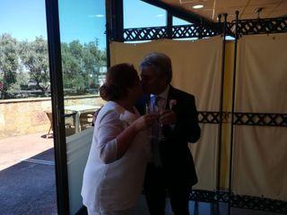 La boda de Isabel y Julian