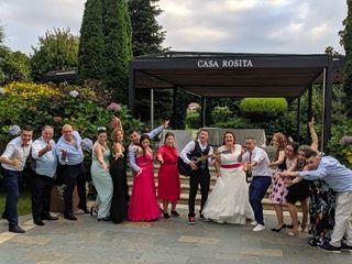 La boda de Rose y Lois