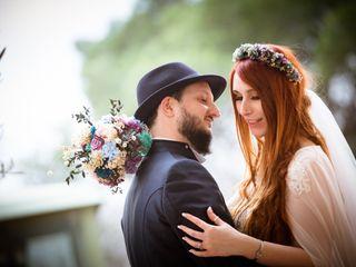 La boda de Keira y Saúl