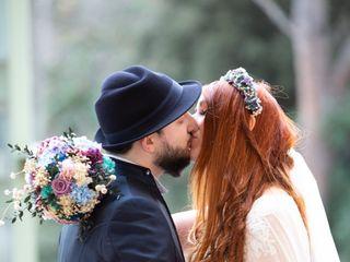 La boda de Keira y Saúl 2