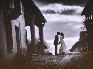 La boda de Cristian y Natalia