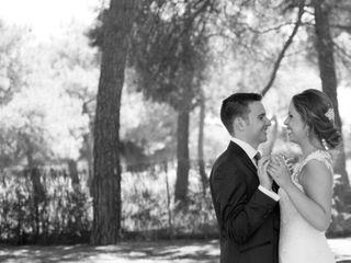 La boda de Sandra y Bruno